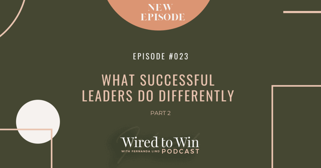 What successful leaders do differently - Illustration