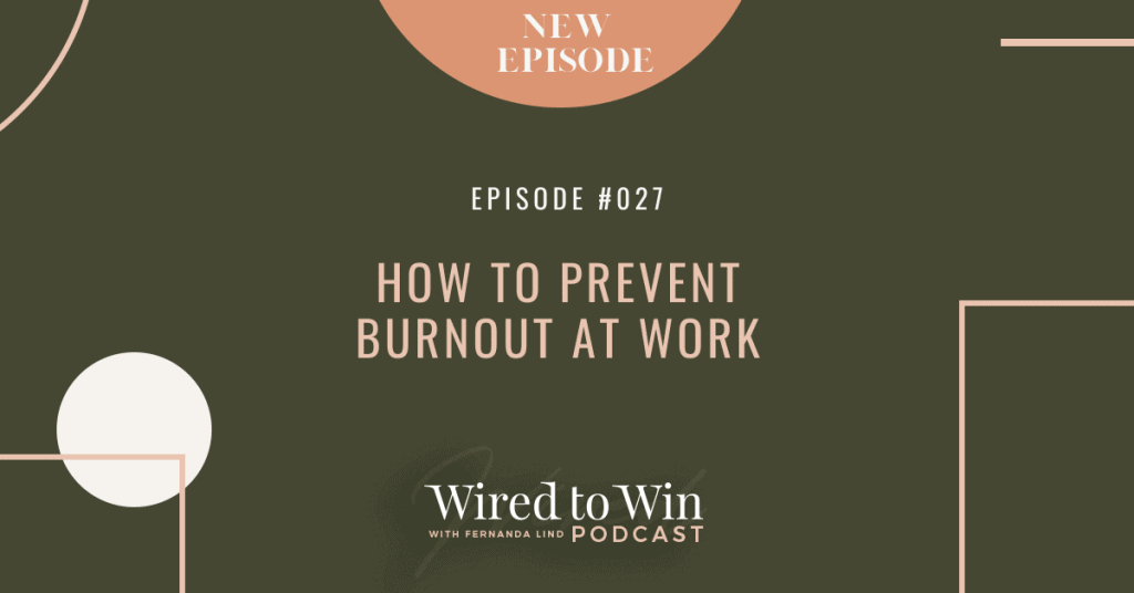 How to prevent burnout at work - Illustration
